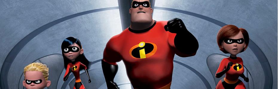 Pixar adia lançamento de Os Incríveis 2