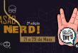 SESC Cidade Alta promove evento de Semana do Orgulho Nerd