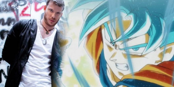 Rodrigo Rossi gravará 2ª abertura de Dragon Ball Super