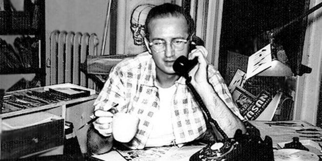 Steve Ditko, co-criador do Homem-Aranha e do Doutor Estranho, morre aos 90 anos