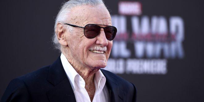Stan Lee, lendário quadrinista da Marvel, morre aos 95 anos