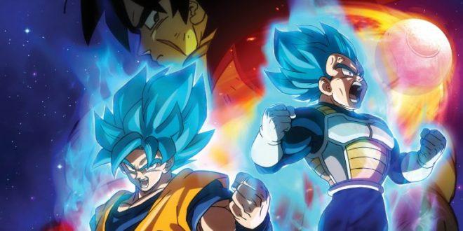 Dragon Ball Super Broly ganha data oficial de lançamento no Brasil