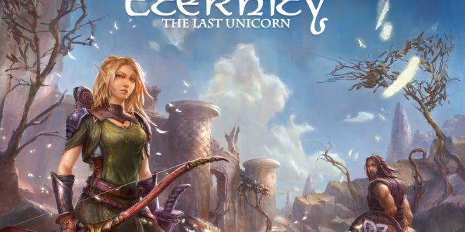 Eternity: The Last Unicorn – RPG baseado em Mitologia Nórdica chega no dia 5 de Março