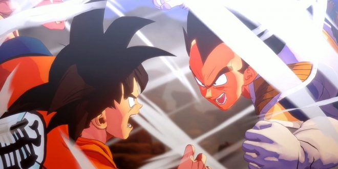 Novo trailer de Dragon Ball Z: KAKAROT destaca a progressão dos personagens